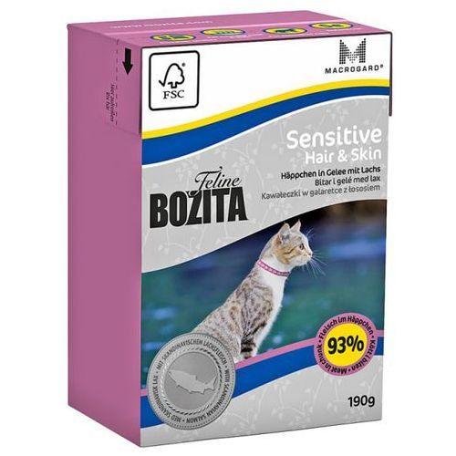 Bozita sensitive hair & skin - 190g