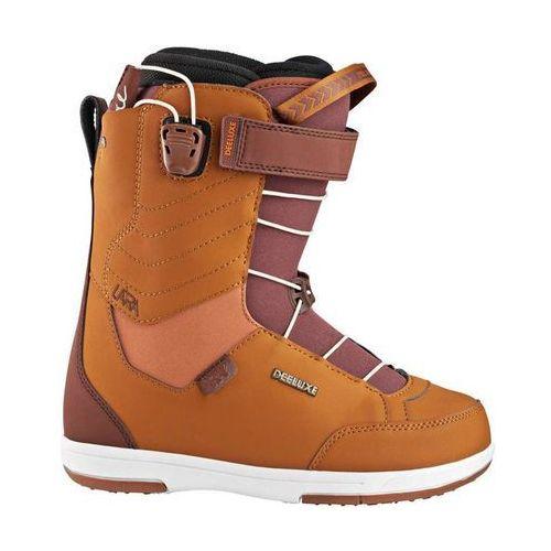Deeluxe Buty snowboardowe - ray lara cf brown (9220)