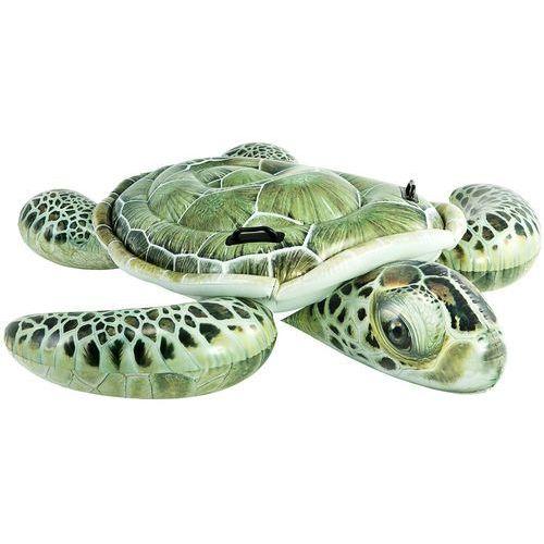 Intex Zabawka do pływania dmuchany żółw 191 x 170cm 57555, B01MY2D7E2