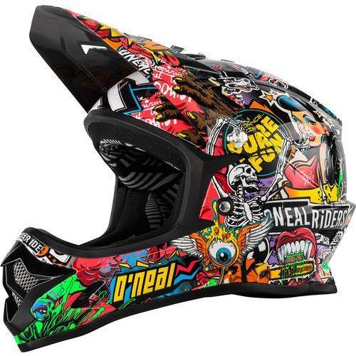 Oneal backflip rl2 evo kask rowerowy kolorowy m | 48-50cm 2018 kaski rowerowe