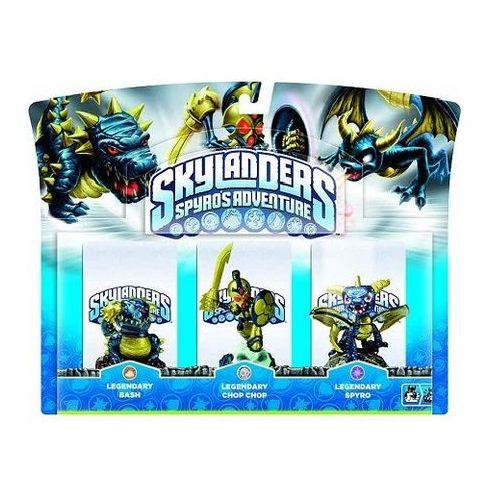 Skylanders spyro's adventure legendary pack marki Activision