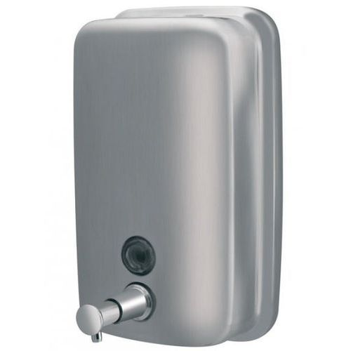 Bisk Dozownik mydła masterline nikiel satynowy (5901487014175)