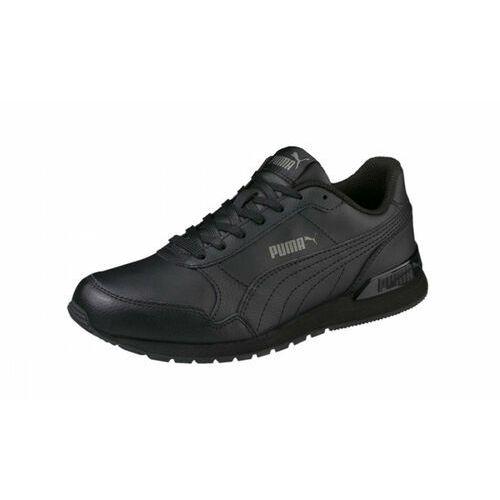 Puma Buty st runner całe czarne (4059506297977)