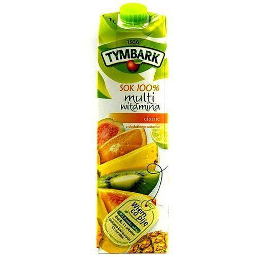 Sok multiwitamina classic 1l marki Tymbark