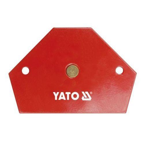 Yato Kątownik spawalniczy magnetyczny 64 x 95 x 14 mm (5906083908668)