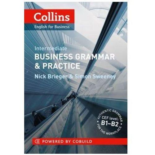 Collins Business Grammar & Practice Intermediate (9780007420575)