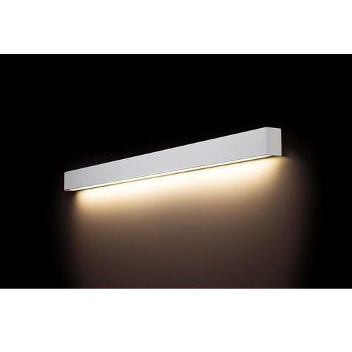 Nowodvorski Kinkiet straight wall white l 120cm 6348 - biały \ 120 (5903139634892)