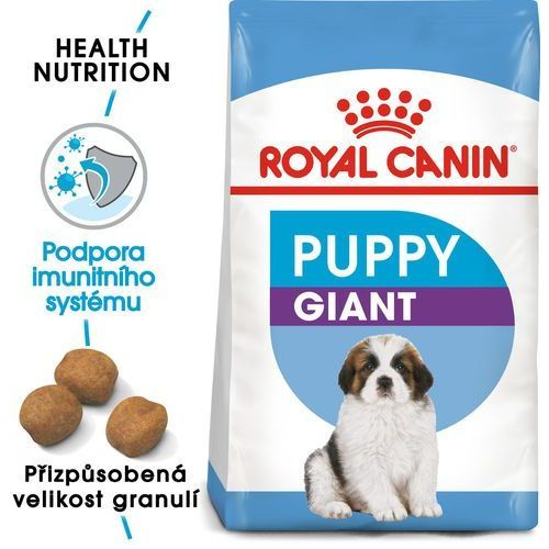 Royal Canin GIANT PUPPY - 15kg, 1246