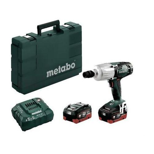 Metabo SSW 18 LTX 600