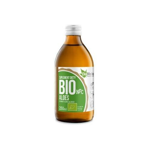 Ekamedica Aloes bio suplement diety 250 ml