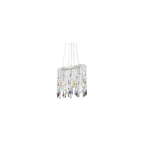 RAIN COLOR SP3 - LAMPA WISZĄCA IDEAL LUX 105253 (8021696105253)