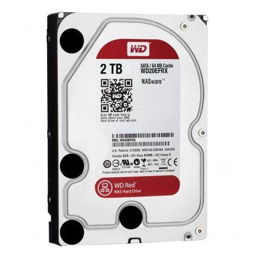 Western Digital Red 2TB 3.5 SATA 6GB/s 64MB