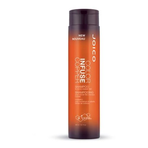 Joico color infuse copper | szampon podkreślający kolor włosów miedzianych - 300ml
