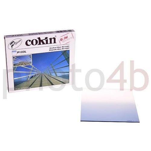 Cokin P123l - filtr połówkowy niebieski b2 (light) p123l