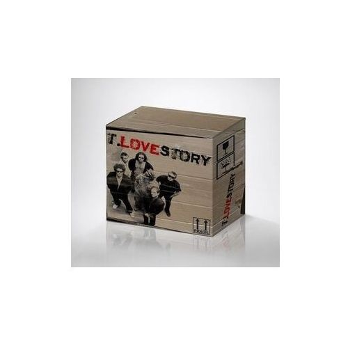 T. Love - T.Lovestory (15CD+DVD)