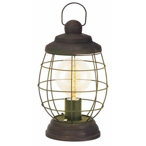 Eglo bampton lampa stołowa e27 1x60w 49288