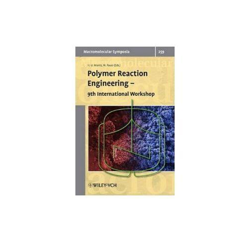 Polymer Reaction Engineering (kategoria: Literatura obcojęzyczna)