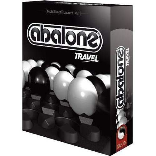 Gra abalone travel edycja polska marki Rebel