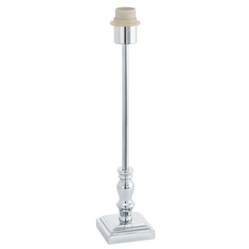 BEDWORTH 49796 PODSTAWA LAMPY STOŁOWEJ VINTAGE EGLO, kolor chrom