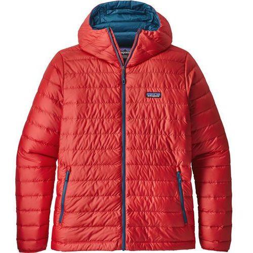 Patagonia down sweater kurtka mężczyźni czerwony l 2018 kurtki zimowe i kurtki parki
