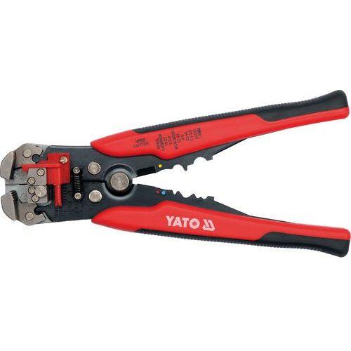 Ściągacz izolacji wielofunkcyjny, 205 mm Yato YT-2270 - ZYSKAJ RABAT 30 ZŁ (5906083922701)