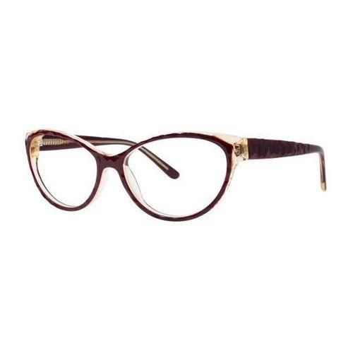 Vera wang Okulary korekcyjne  nephele burgundy