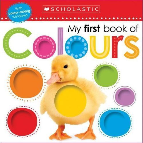 My first book of Colours (9780545948494)