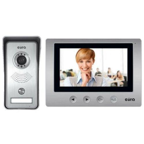 Eura-tech Eura VDP-33A3 Luna - wideofon + kaseta zewnętrzna (5905548276069)