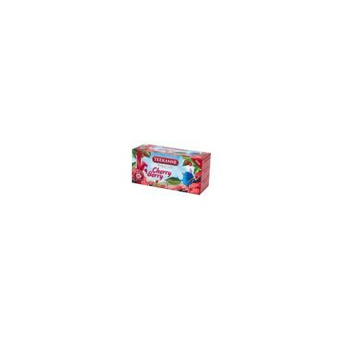TEEKANNE Herbatka owocowa Cherry Berry, 20 torebek (5901086049202)
