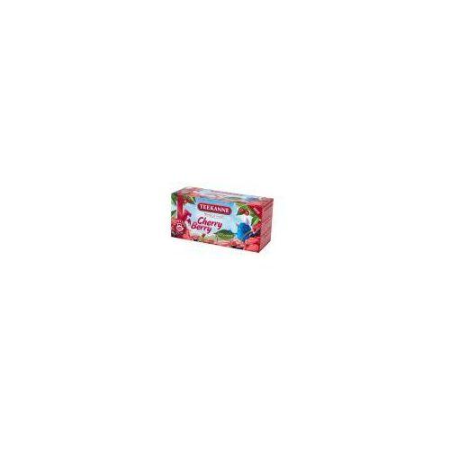 TEEKANNE Herbatka owocowa Cherry Berry, 20 torebek