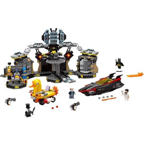LEGO Batman the Movie, Włamanie do Jaskini Batmana, 70909. Najniższe ceny, najlepsze promocje w sklepach, opinie.