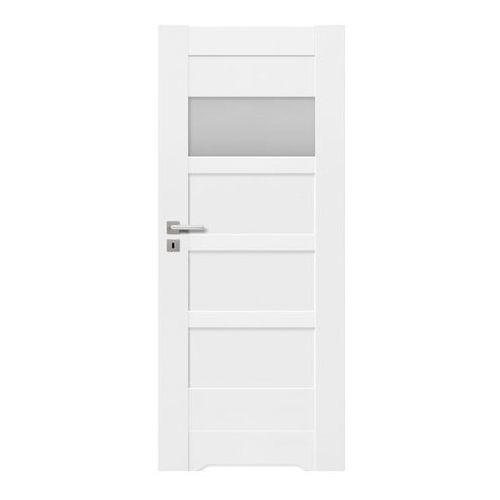 Drzwi z podcięciem Ombra 80 prawe kredowo-białe (5903292058696)