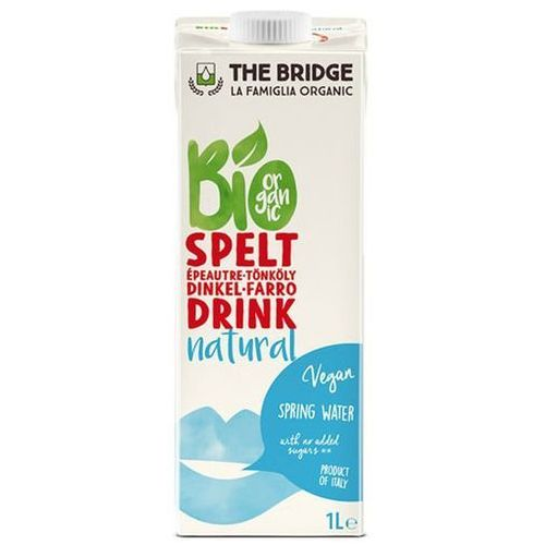 Napój mleko orkiszowe naturalne 1l -  - eko hit! marki The bridge