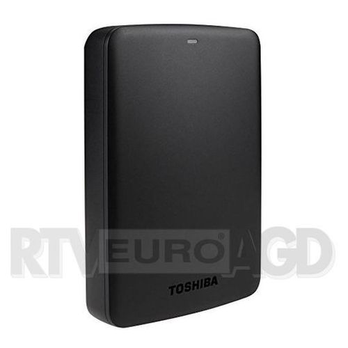 Dysk Toshiba Canvio Basics 3TB (4051528182811)