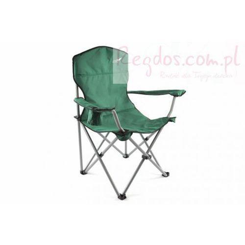 Składane krzesło campingowe Krzesełko turystyczne wędkarskie