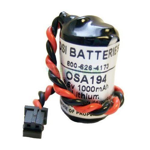 Zamiennik Bateria jzsp-ba01 r88a-bat02w 3.6v 1.2ah do sterowników yaskawa jzspba01 r88abat02w