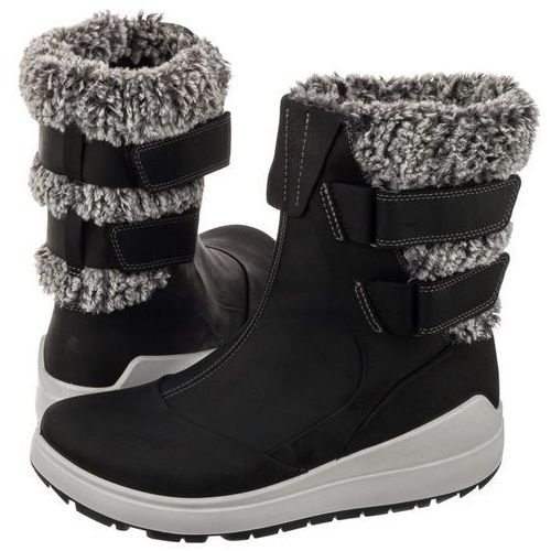 Ecco Śniegowce noyce seeoh 834613 02001 black (ec37-a)
