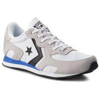 Converse Sneakersy - thunderbolt ox 159765c white/hyper royal/black