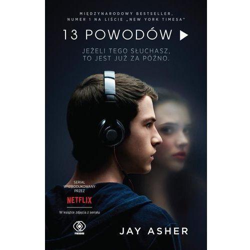 13 powodów - Jay Asher (9788380621862)