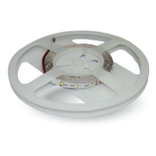 V-tac V-TAC Taśma LED SMD3528 300LED Czerwona IP20 400lm/m 3,6W/m VT-3528 SKU 2015 - Rabaty za ilości. Szybka wysyłka. Profesjonalna pomoc techniczna. (3800230621269)
