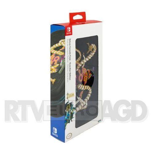 Pdp Etui deluxe console case - zelda guardian edition do nintendo switch (0708056062248)