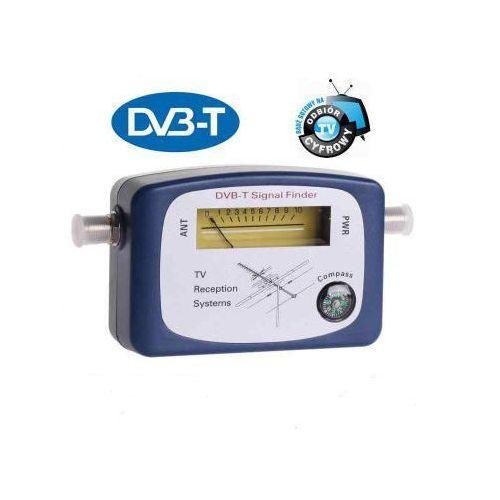 Miernik Sygnału DVB-T + Etui.
