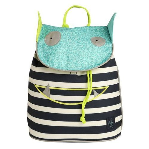 LÄSSIG 4Kids Plecak Mini Duffle Backpack Little Monsters - Bouncing Bob