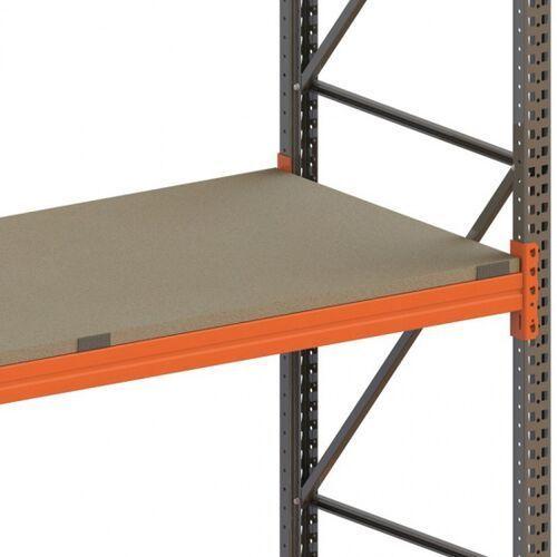 Półki z płyty wiórowej, 1800x800 mm