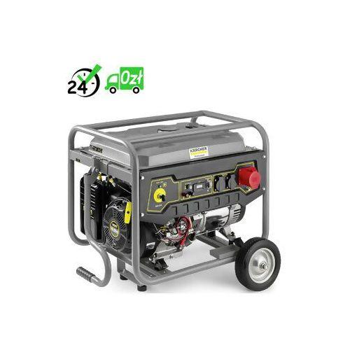 Karcher Pgg 8/3 (7500w, 25l) generator prądu ✔ do 31.07 serwis premium za 1zł! ✔sklep specjalistyczny ✔karta 0zł ✔pobranie 0zł ✔zwrot 30dni ✔raty 0% ✔gwarancja d2d ✔leasing ✔wejdź i kup najtaniej