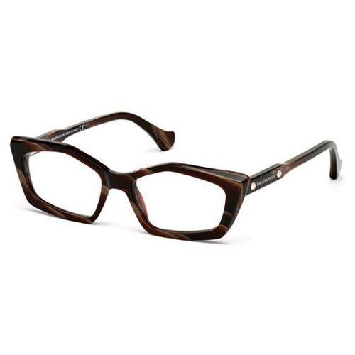Okulary korekcyjne ba5043 048 marki Balenciaga