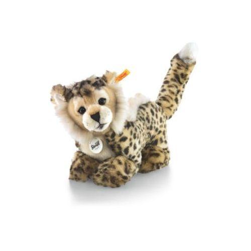 Steiff  cheetah baby maskotka gepard 26cm beige/brąz