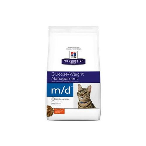 Hill's prescription diet m/d feline 5 kg - darmowa dostawa od 95 zł! marki Hills prescription diet