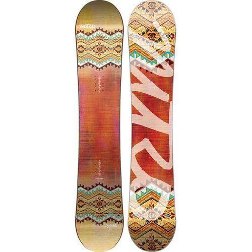 Potestowa deska snowboardowa spell 145 cm marki Nitro