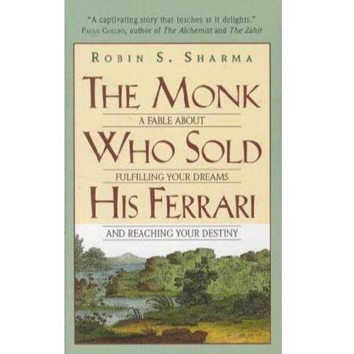 The Monk Who Sold His Ferrari. Der Mönch, der seinen Ferrari verkaufte, englische Ausgabe (9780061125898)